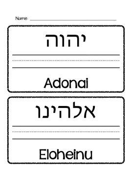 YHWH Eloheinu